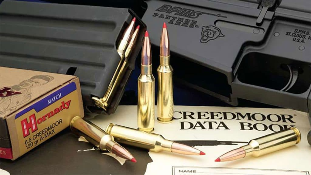 is the 6.5 creedmoor a good hunting