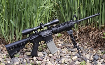what's the best scope for ar15