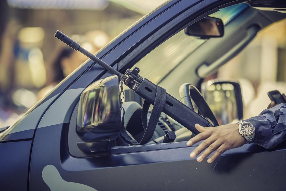 Can i carry a gun in my car