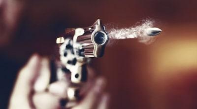 how far bullet can travel