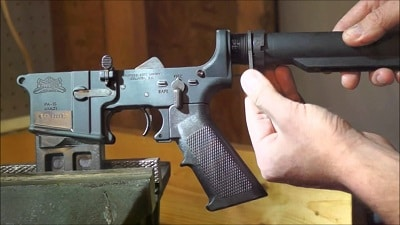 Building an AR-15