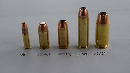 .380 ACP for handgun