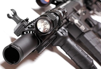 What Are The Best AR 15 Flashlight On The Market