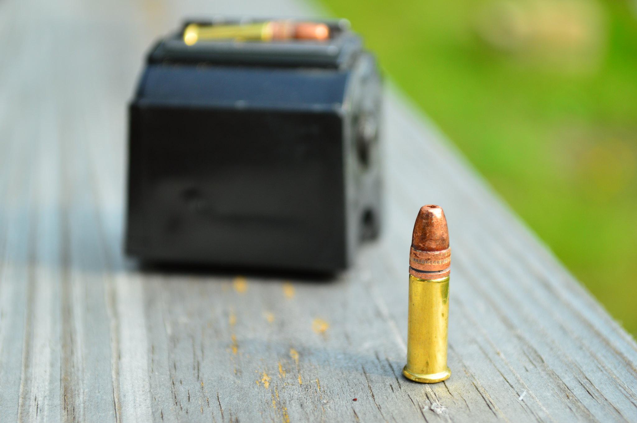 gun bullet