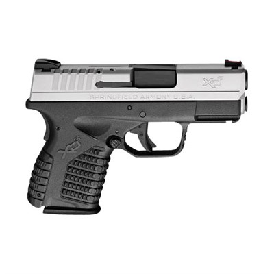 The Sig Sauer P320 Compact
