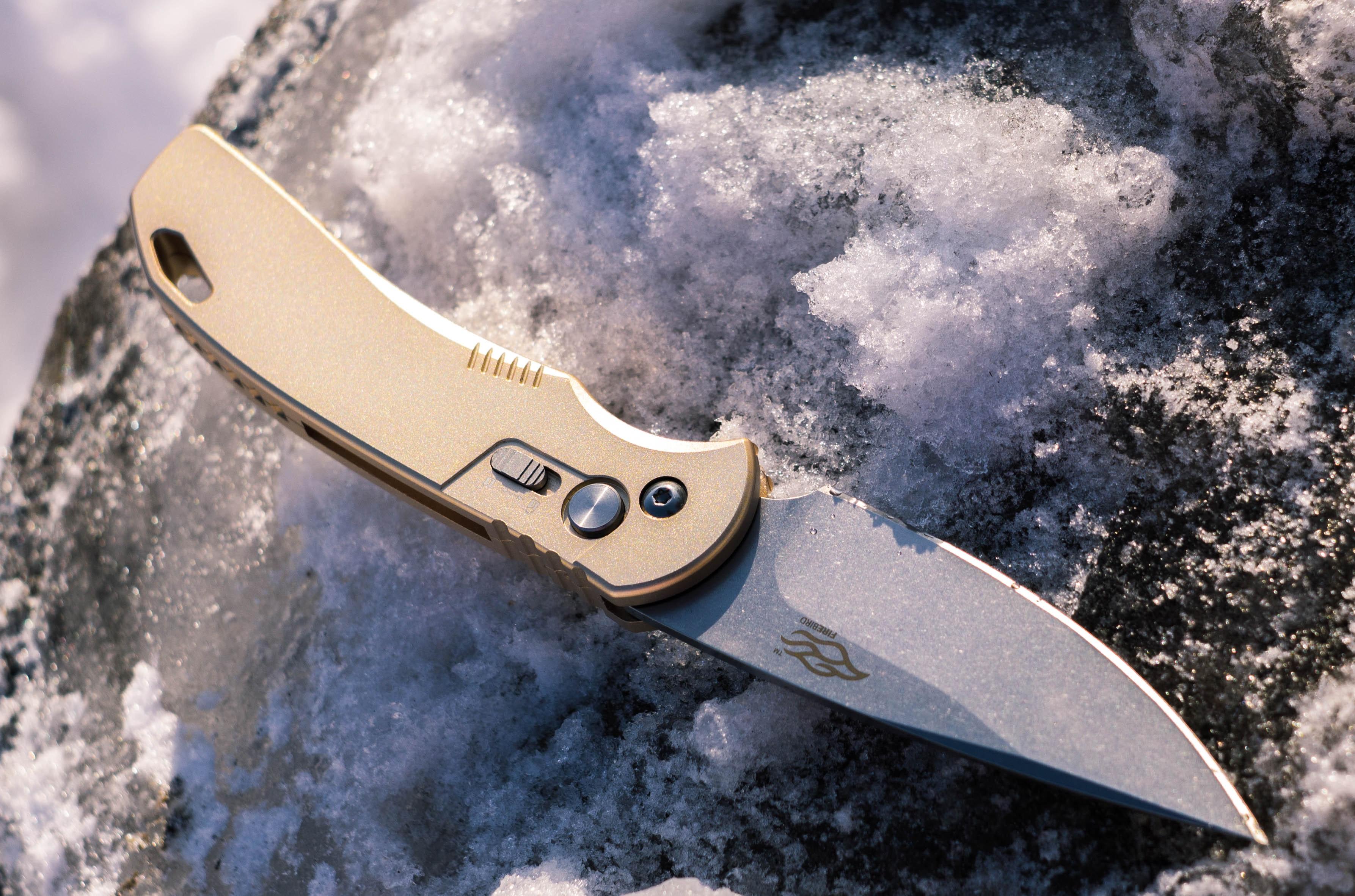 Blade Close Up